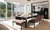 Dining Area - Villa Canggu - Canggu, Bali
