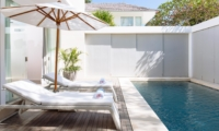 Sun Beds at Sun Light - Villa Canggu North - Canggu, Bali