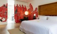 Bedroom with Seating Area - Villa Canggu North - Canggu, Bali