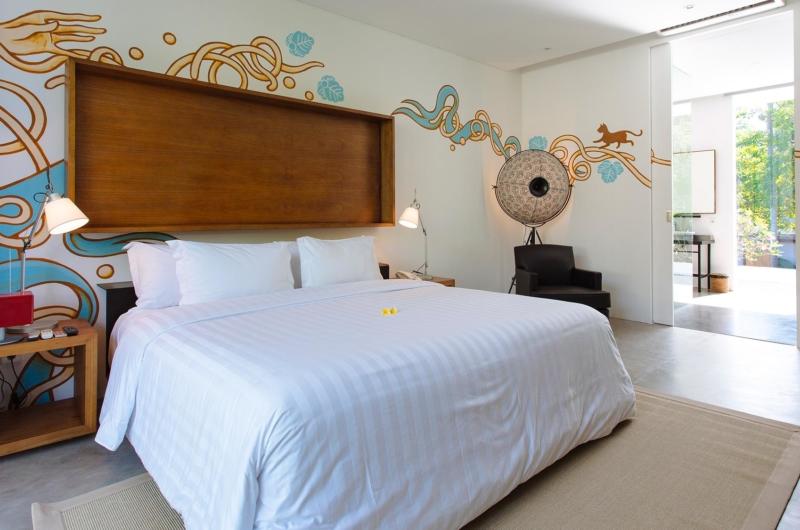 Bedroom and En-Suite Bathroom - Villa Canggu North - Canggu, Bali