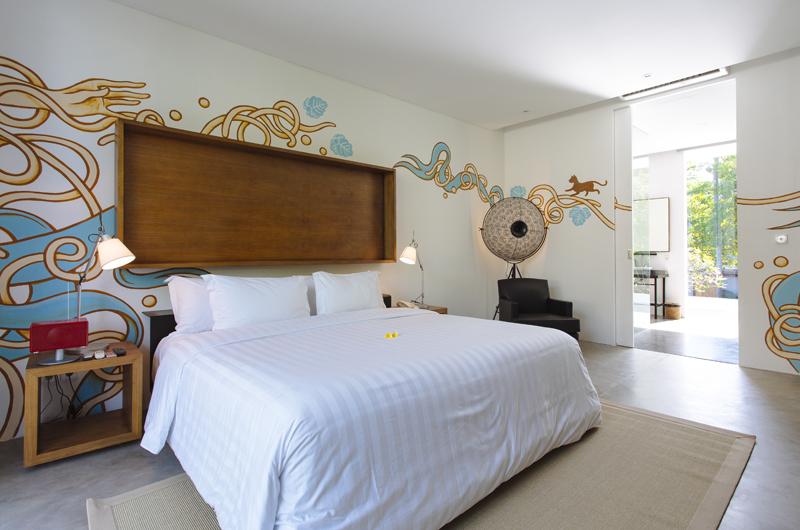 Bedroom - Villa Canggu - Villa Canggu North - Canggu, Bali