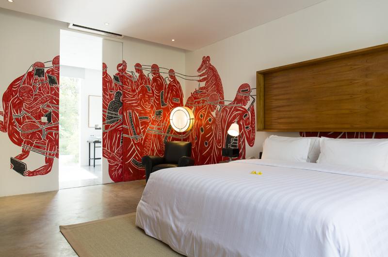 Bedroom - Villa Canggu - Villa Canggu South - Canggu, Bali