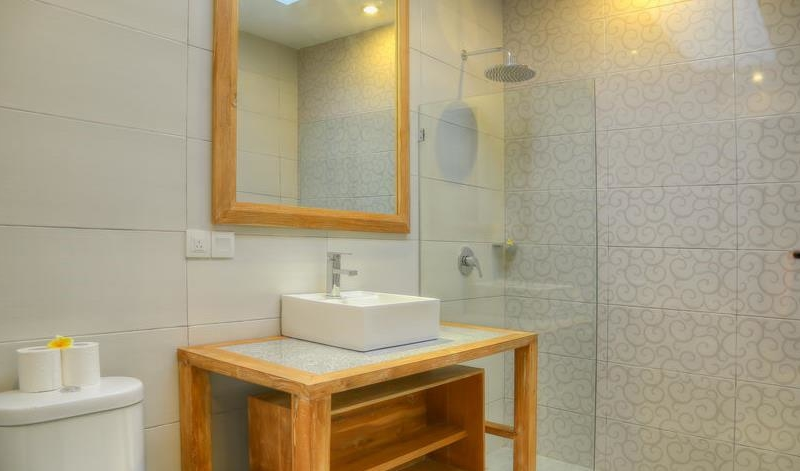 Bathroom - Villa Canish - Seminyak, Bali