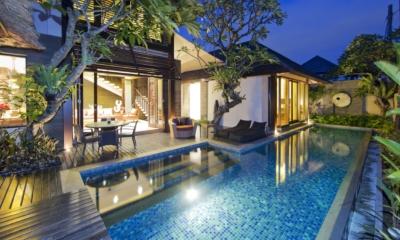 Swimming Pool - Villa Canthy - Seminyak, Bali