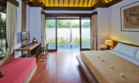 Bedroom with Seating Area - Villa Canthy - Seminyak, Bali