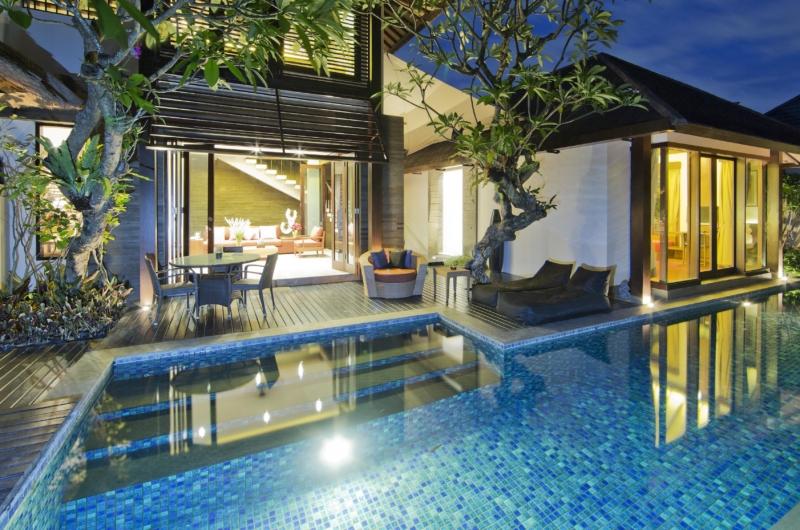 Pool Side - Villa Canthy - Seminyak, Bali