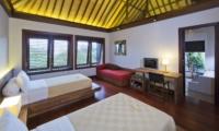 Twin Bedroom - Villa Canthy - Seminyak, Bali