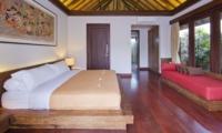 Bedroom with Sofa - Villa Canthy - Seminyak, Bali