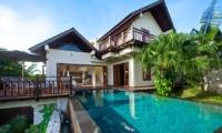 Swimming Pool - Villa Cantik Ungasan - Uluwatu, Bali