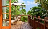 Sun Beds - Villa Cantik Ungasan - Uluwatu, Bali