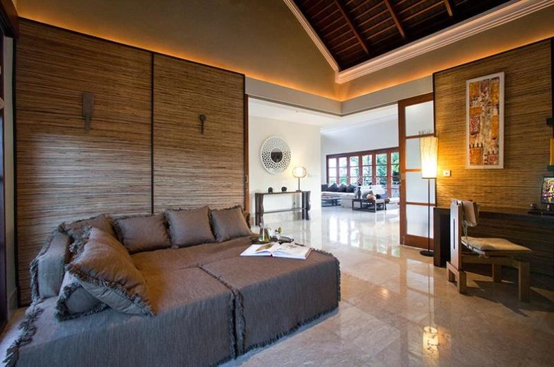 Lounge Area with TV - Villa Cantik Ungasan - Uluwatu, Bali
