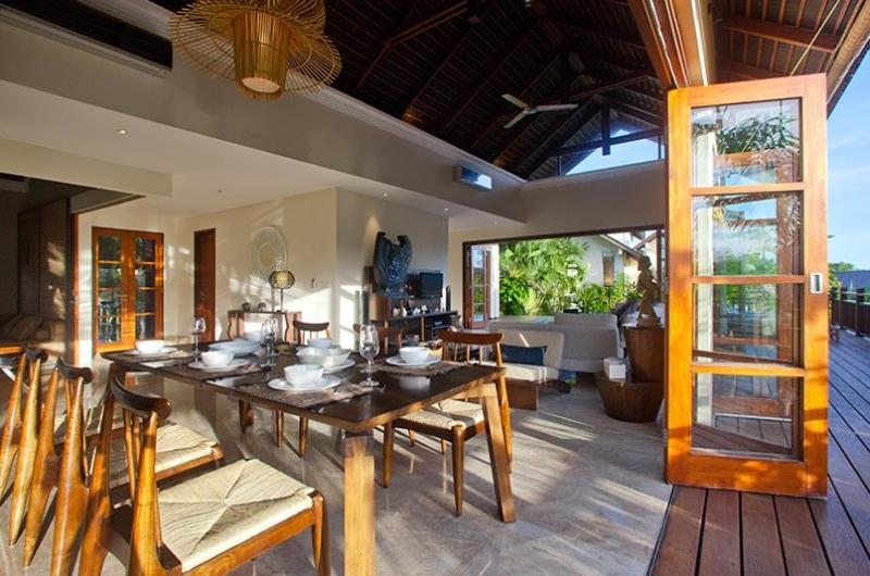 Dining Area - Villa Cantik Ungasan - Uluwatu, Bali