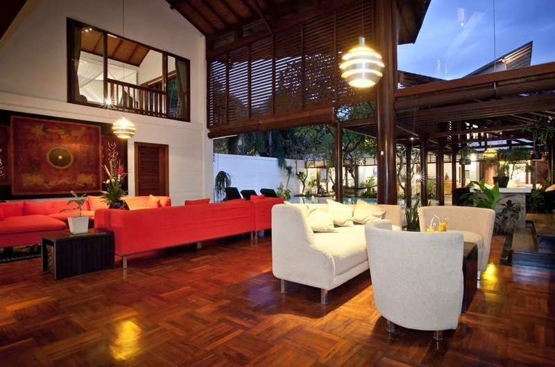 Living Area - Villa Casis - Sanur, Bali