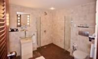 Bathroom with Shower - Villa Casis - Sanur, Bali