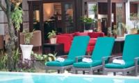 Reclining Sun Loungers - Villa Casis - Sanur, Bali