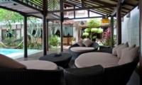Seating Area - Villa Casis - Sanur, Bali