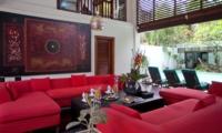Lounge Area - Villa Casis - Sanur, Bali