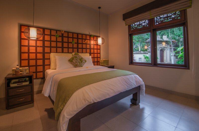 Bedroom View - Villa Cemadik - Ubud, Bali