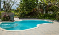 Swimming Pool - Villa Cemadik - Ubud, Bali