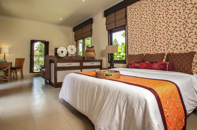Bedroom with Seating Area - Villa Cemadik - Ubud, Bali