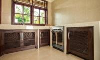 Kitchen - Villa Cemadik - Ubud, Bali