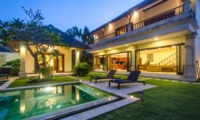Gardens and Pool - Villa Cemara - Seminyak, Bali