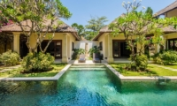 Pool Side - Villa Cemara - Seminyak, Bali