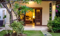 Bedroom View - Villa Cemara - Seminyak, Bali