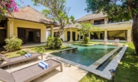 Pool Side Loungers - Villa Cemara - Seminyak, Bali
