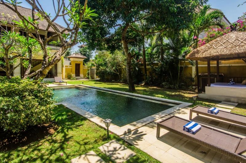 Private Pool - Villa Cemara - Seminyak, Bali
