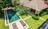Top View - Villa Cemara - Seminyak, Bali