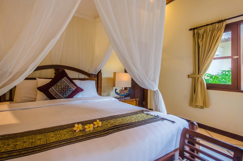 Bedroom with View - Villa Cemara - Seminyak, Bali