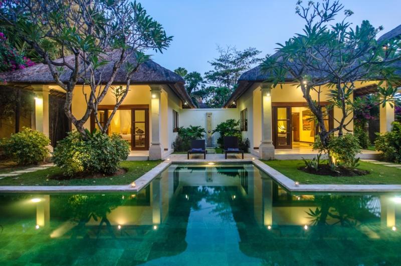 Night View - Villa Cemara - Seminyak, Bali