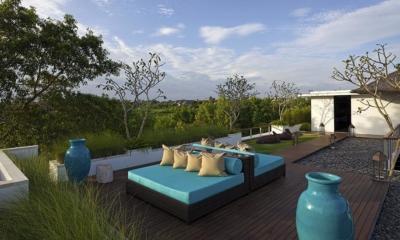Outdoor Lounge Area - Villa Cendrawasih - Seminyak, Bali