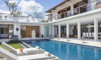 Pool Side Loungers - Villa Cendrawasih - Seminyak, Bali