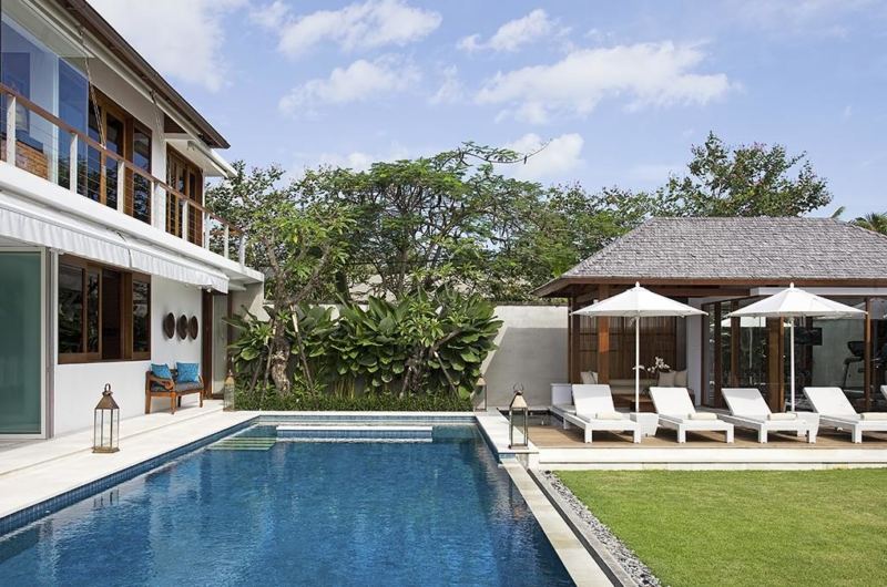 Swimming Pool - Villa Cendrawasih - Seminyak, Bali