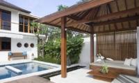Pool Bale - Villa Cendrawasih - Seminyak, Bali