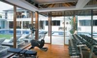 Gym - Villa Cendrawasih - Seminyak, Bali