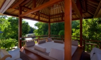 Pool Bale - Villa Champuhan - Seseh, Bali