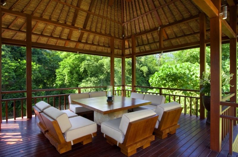 Open Plan Seating Area - Villa Champuhan - Seseh, Bali