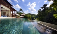 Swimming Pool at Day Time - Villa Champuhan - Seseh, Bali