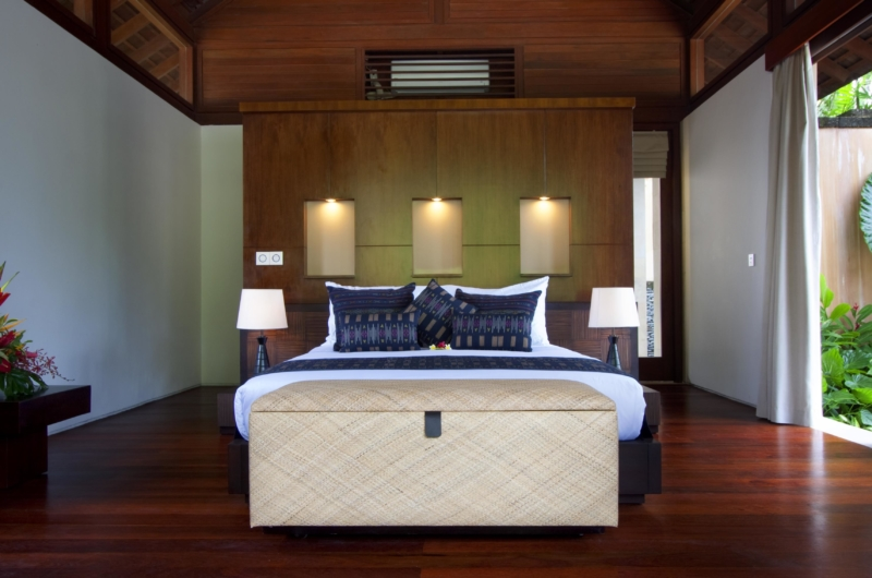Bedroom with View - Villa Champuhan - Seseh, Bali