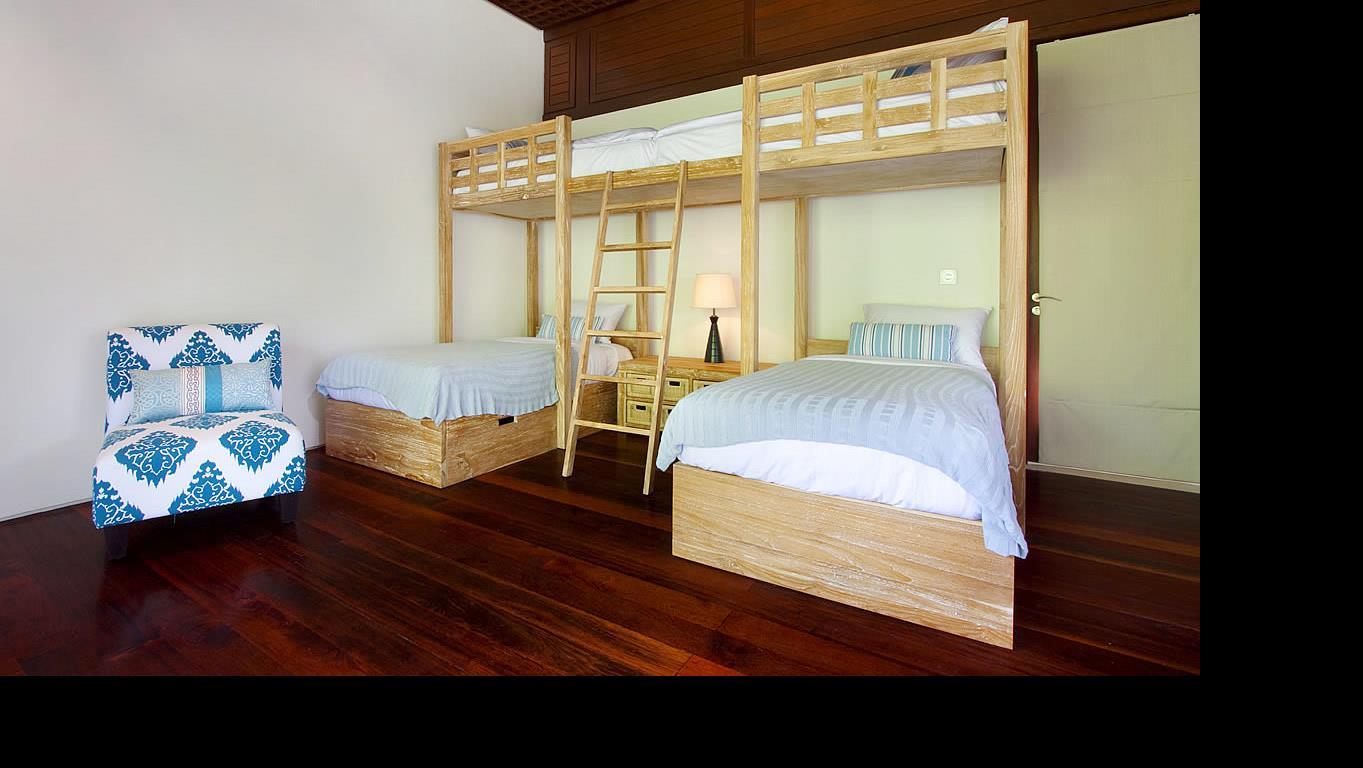 Bunk Beds - Villa Champuhan - Seseh, Bali