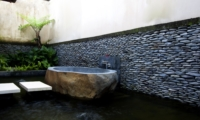 En-Suite Open Air Bathtub - Villa Champuhan - Seseh, Bali