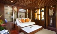 Lounge Room - Villa Champuhan - Seseh, Bali