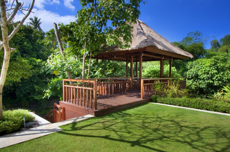 Outdoor Seating Area - Villa Champuhan - Seseh, Bali