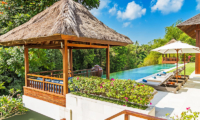 Gardens and Pool with Plants - Villa Champuhan - Seseh, Bali