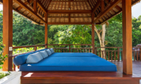 Pool Bale with View - Villa Champuhan - Seseh, Bali