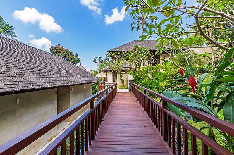 Pathway - Villa Champuhan - Seseh, Bali