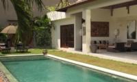 Pool - Villa Chocolat - Seminyak, Bali